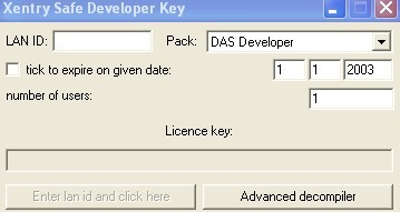 DAS Developer Keygen Software for Mercedes Benz