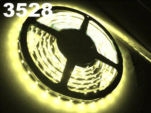 New 5m Waterproof Warm White SMD 3528Flexible 300 LED Strip3EE3433T5R5TTTT56