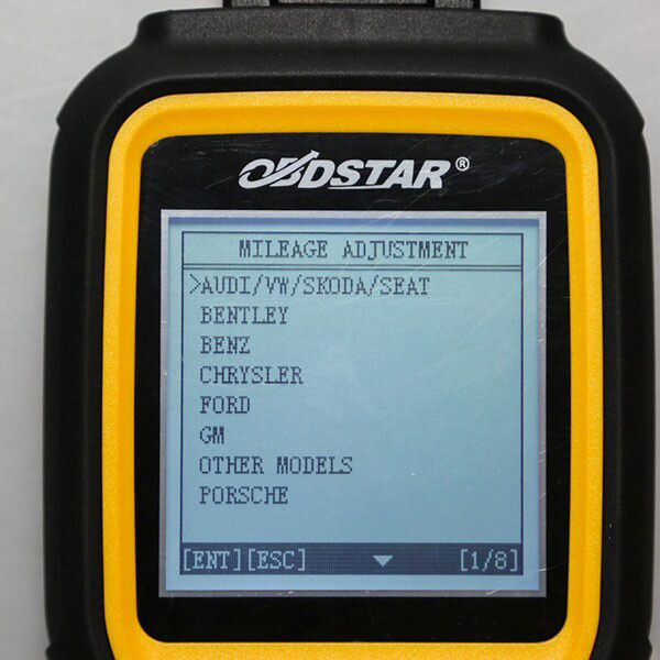 OBDSTAR X300 M  Software update