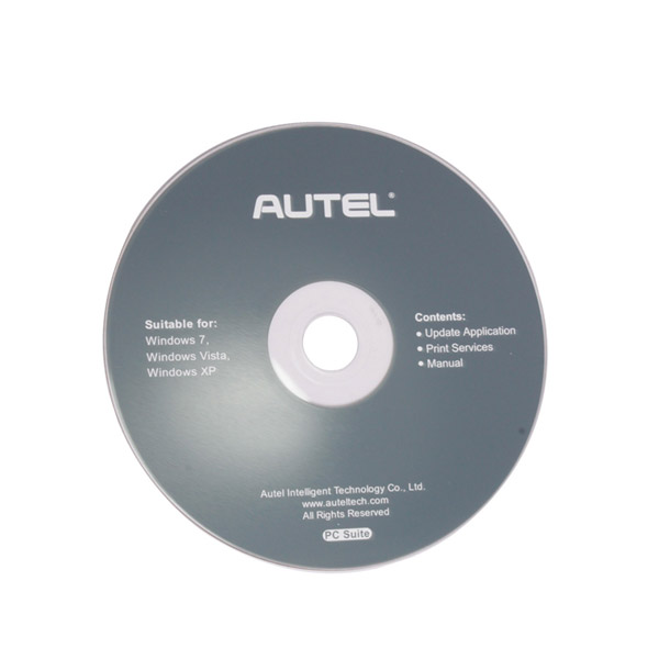 autel maxidiag elite md704 cd