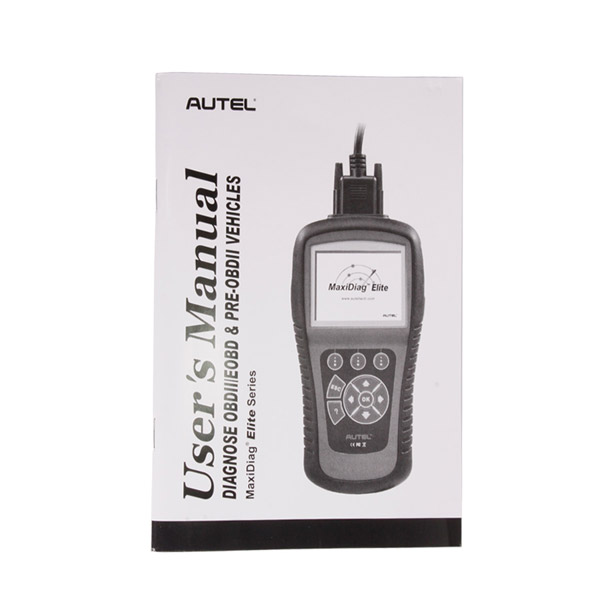 autel maxidiag elite md704 user's manual