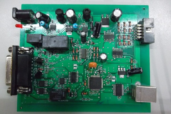 V50 PCB Board Display 6