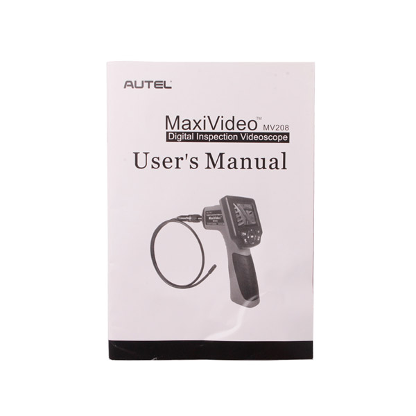autel maxivideo mv400 adapter 9