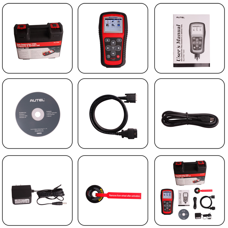 tpms ts501 package