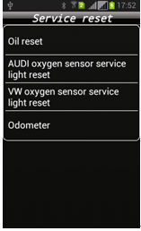 IOBD2 Diagnostic Tool Feature and Functions menu 7