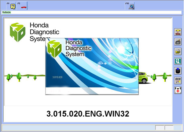 V3.015.020 HDS HIM Diagnostic Tool display