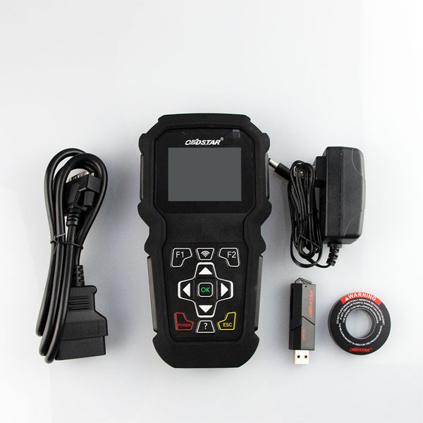 OBDSTAR TP50 TP 50 Intelligent Detection TPMS Tool On Tire