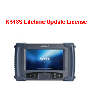 Lifetime Update Software License For Lonsdor K518S Key Programmer  (Not Including Hardware)