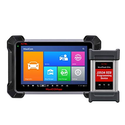Autel MaxiCOMMK 908P with ECU Coding and J2534 ECU Programming Update Version of MS908P