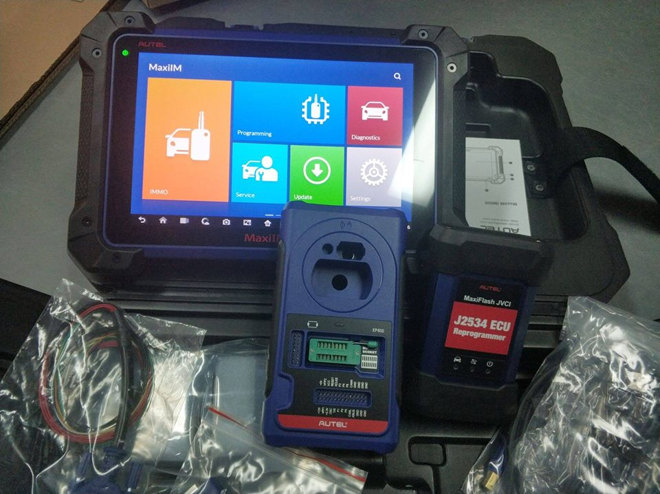 Autel MaxiIM IM608 Review by user: