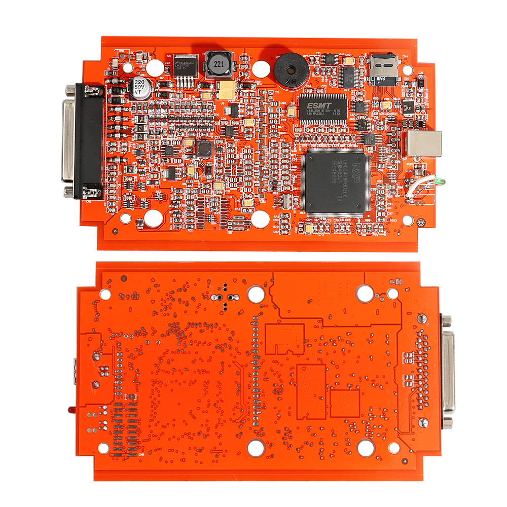 Kess V2 5.017 Firmware Red PCB