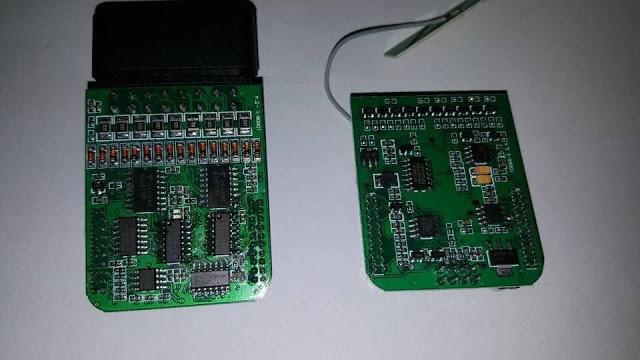 Xtuner X500 Scanner Main PCB Board-1