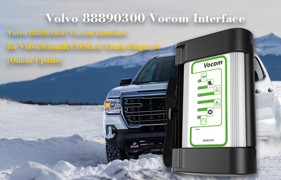 88890300 Vocom Interface