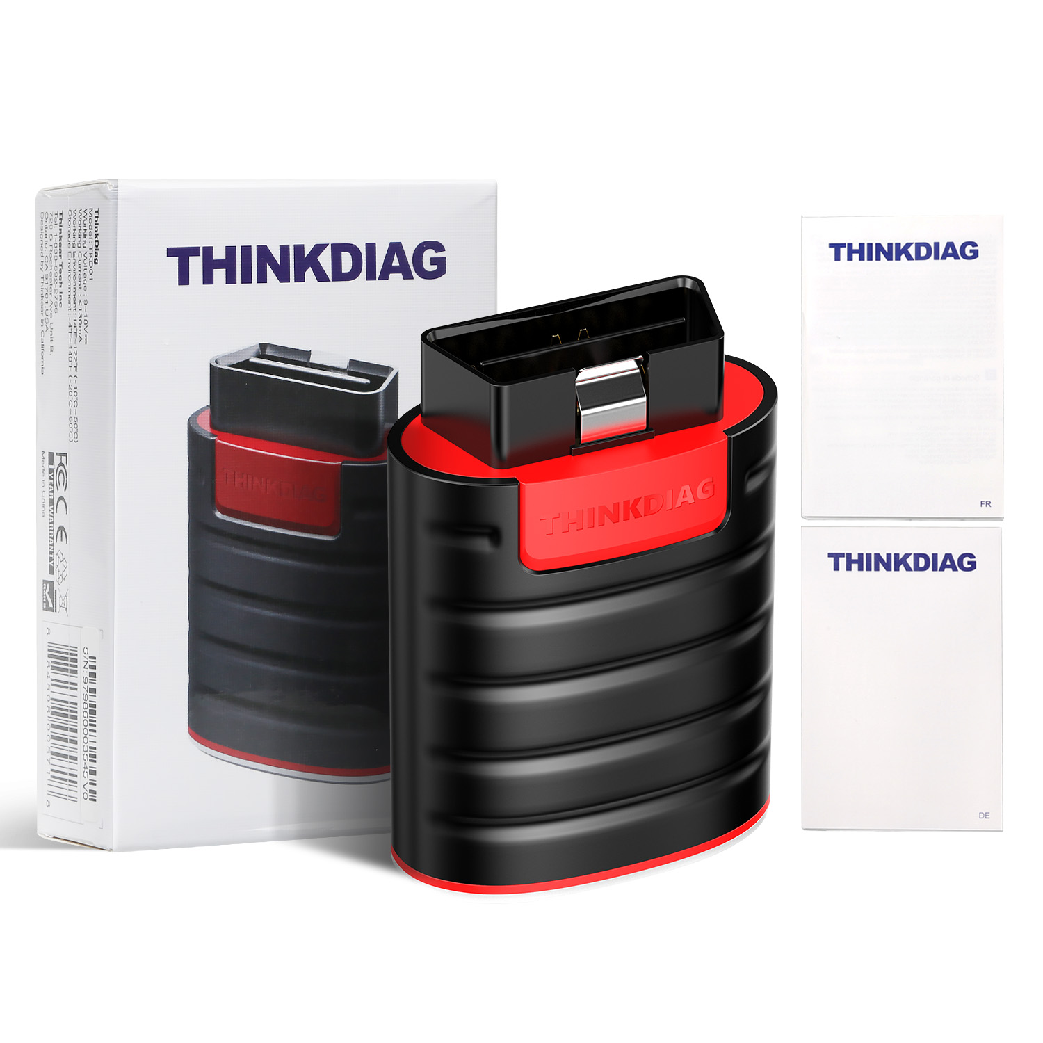 Thinkdiag OBD2 full system package
