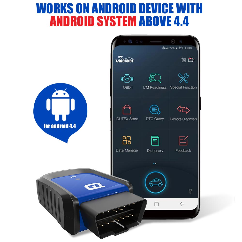 Vpecker E4 Android Features 2