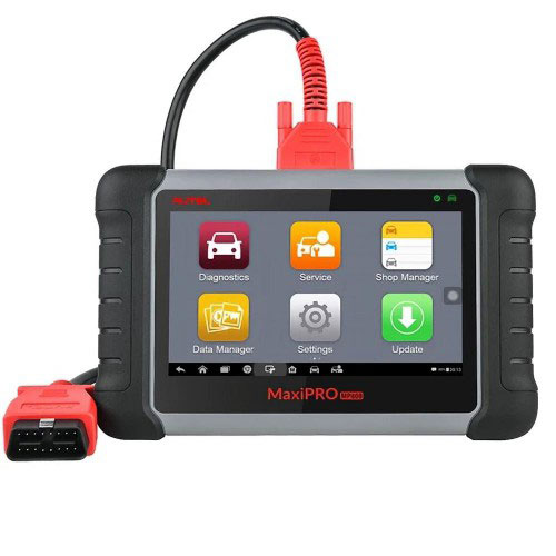 Autel MaxiPro MP808K Diagnostic Tool MP808 OBD2 Scanner (Same as DS808)