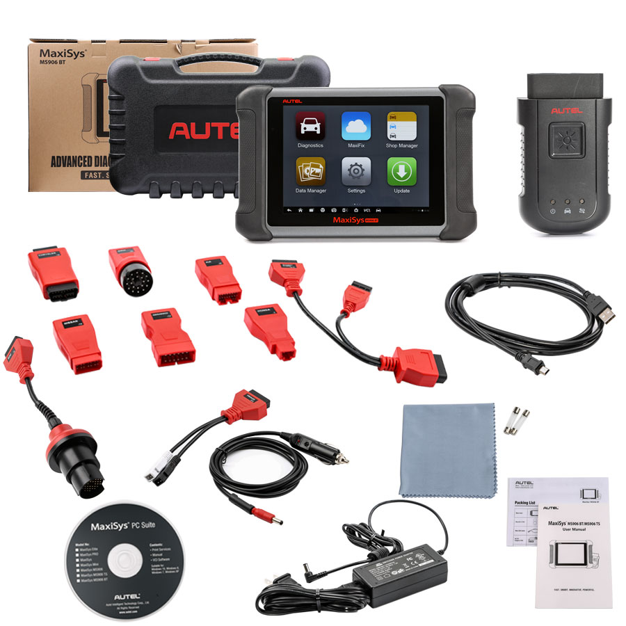 autel-maxisys-ms906bt-package
