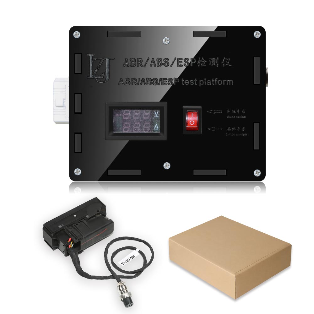 ABR ABS ESP Test Platform Diagnostic Tool