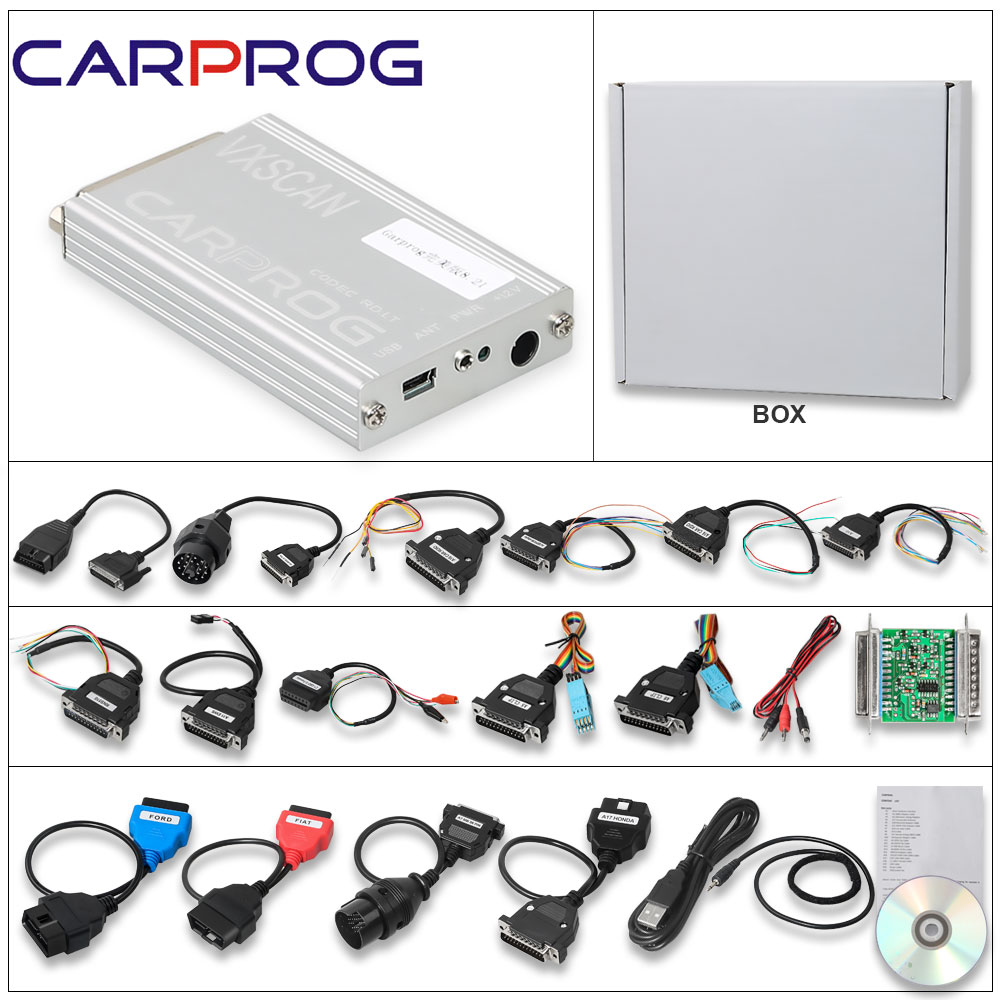 Carprog Full package