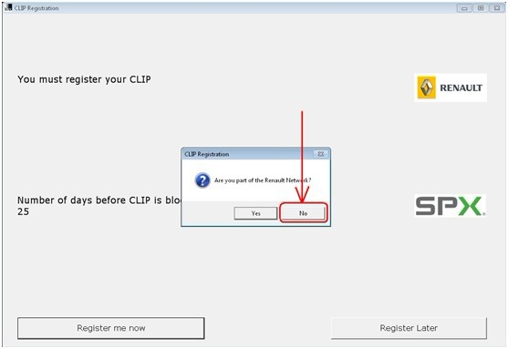 Renault can clip software regirst 2