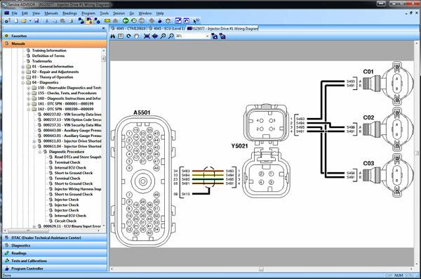 Good quality John Deere Service Advisor EDL V2 Data Link Truck Diagnostic  Kit